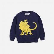 Mini Rodini draco sp sweatshirt Navy