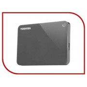 Жесткий диск Toshiba Canvio Advance 1Tb Black