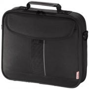 Geanta Hama Sportsline I, pentru laptop 12.1, Negru/Gri