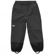 Helly Hansen Kids Shelter Rain Trouser Black 134/9