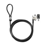 HP Cable Lock For Notebook, Docking Station, Projector, Desktop Computer, Printer