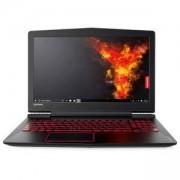 Лаптоп Lenovo Legion Y520 15.6 инча, IPS FullHD Antiglare i7-7700HQ up to 3.8GHz, GTX 1060 6GB, 8GB DDR4, 1TB HDD, 80YY006PBM
