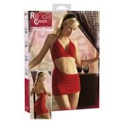 Crvena mini haljina 5132271074