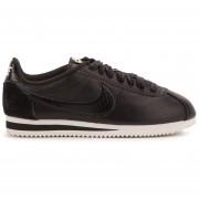 Zapatos Deportivos Hombre Nike Classic Cortez Leather-Negro