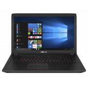 """Notebook Asus FX553VE, 15.6"""" Full HD, Intel Core i5-7300HQ, GTX 1050 Ti-2GB, RAM 8GB, HDD 1TB, Endless, Negru"""