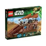 Lego Jabba's Sail Barge, Multi Color