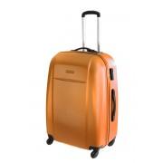 Duża walizka Puccini ABS02 A w kolorze złotym - Nowa Kolekcja