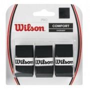 WILSON Pro Comfort 3-pack Black