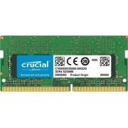 Memorija SODIMM DDR4 8GB 2400MHz Crucial, CT8G4SFS824A