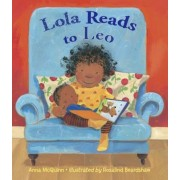 Lola Reads to Leo, Hardcover