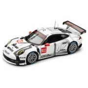 Miniatura Porsche 911 RSR alb 1:43
