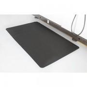 Certeo Ergonomiematte, gerippt - LxB 600 x 900 mm, 2-lagig - Gewicht 3 kg