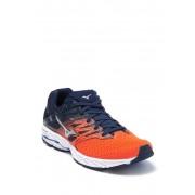 Mizuno Wave Shadow Sneaker FLAME DRESS BLUE