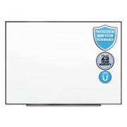 Fusion Nano-Clean Magnetic Whiteboard, 36 X 24, Silver Frame