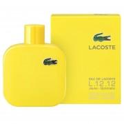 Perfume Para Caballero Lacoste L. 12. 12 JAUNE YELLOW Eau De Toilette 100 Ml.