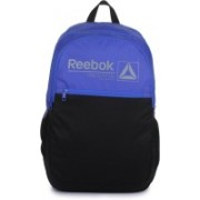 REEBOK Motion Junior 22 L Laptop Backpack(Blue, Black)