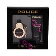 Police The Sinner confezione regalo eau de toilette 30 ml + lozione corpo 100 ml donna