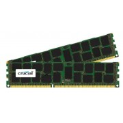 Memorie Server Crucial CT2K16G3ERSDD4186D 2x16GB @1866MHz, DDR4, LRDIMM, 1.5V, CL13
