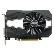VGA Asus PH-GTX1060-6G, nVidia GeForce GTX 1060, 6GB, do 1708MHz, DP 2x, DVI-D, HDMI 2x, 36mj (90YV0A68-M0NA00)