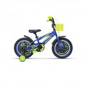 Детско колело Ultra Kidy 16'' синьо