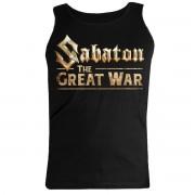 Muška majica SABATON - The great war - NUCLEAR BLAST - 27972_TS
