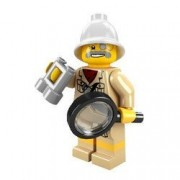 LEGO Minifigure Collection Series 2 LOOSE Mini Figure Jungle Explorer