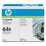 Hp Cc364X Toner Cartridge 64X Black F/ Cc364X