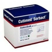 Bsn Medical Cutimed Sorbact Telino di captazione batterica 4x6 cm - 5 medicazioni