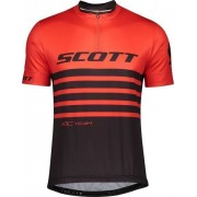 Scott Shirt Mens RC Team 20 S/SL Fiery Red/Black M