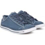 Diesel MAGNETE EXPOSURE LOW I - SNE Sneakers For Men(Blue)