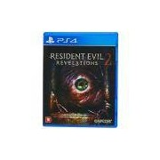 Resident Evil Revelations 2 Br - PlayStation 4