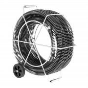 Sonda desatascadora de tuberías Set - 4 x 4,65 m - Ø 32 mm