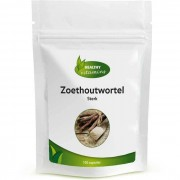 Healthy Vitamins Zoethoutwortel Sterk