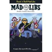 Rock 'n' Roll Mad Libs, Paperback