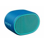 SPEAKER, SONY SRS-XB01, Portable, Bluetooth, Blue (SRSXB01L.CE7)