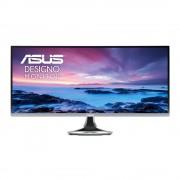 Monitor LED Asus MX34VQ UWQHD Curbat Dark Gray