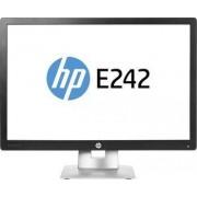 "HP Wie neu: HP EliteDisplay E242 24"" schwarz"