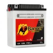 Banner YB12A-A Bike Bull motorkerékpár akkumulátor - 51211