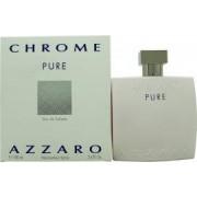 Azzaro Chrome Pure Eau de Toilette 100ml Spray