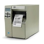Zebra 105SLPlus Impresora de Etiquetas, Transferencia Térmica, 300 x 300 DPI, USB 2.0, Gris