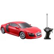 Maisto 1:24 R/C Audi R8 V10, Grey