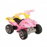 Elektromos quad 6V rózsaszín