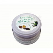 Thermal Teide Cosmetics Crema de arbol del te y aloe vera 120ml - thermal teide cosmetics - cosmética