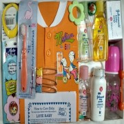 Love Baby Gift Set Tinker Bell - Peach