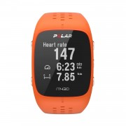 Polar M430 GPS-es futó óra ORANGE