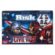 Hasbro Risk Captain America Civil War, Multi Color