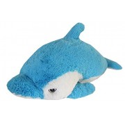 Dolphin Zoopurr Pets 2-in-1 Stuffed Animal and Pillow Large 19""