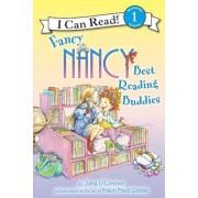 Fancy Nancy: Best Reading Buddies, Hardcover