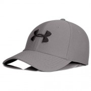 Under Armour Kšiltovka Men's Blitzing 3.0 Cap Grey/Black - Under Armour
