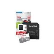 Cartao De Memoria 32gb Micro Sandisk Sdsquns-032g-gn3ma